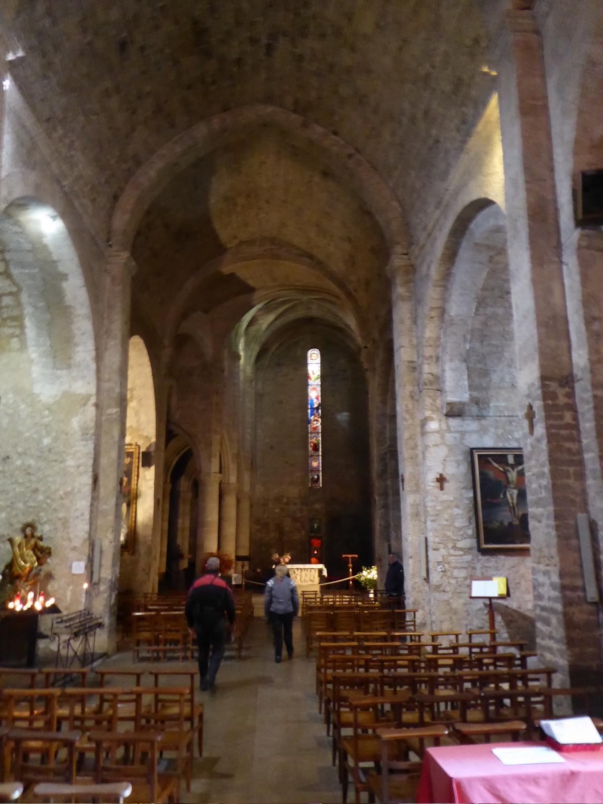 belle église Romane ...