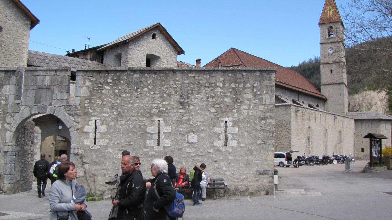visite de la ville médiévale