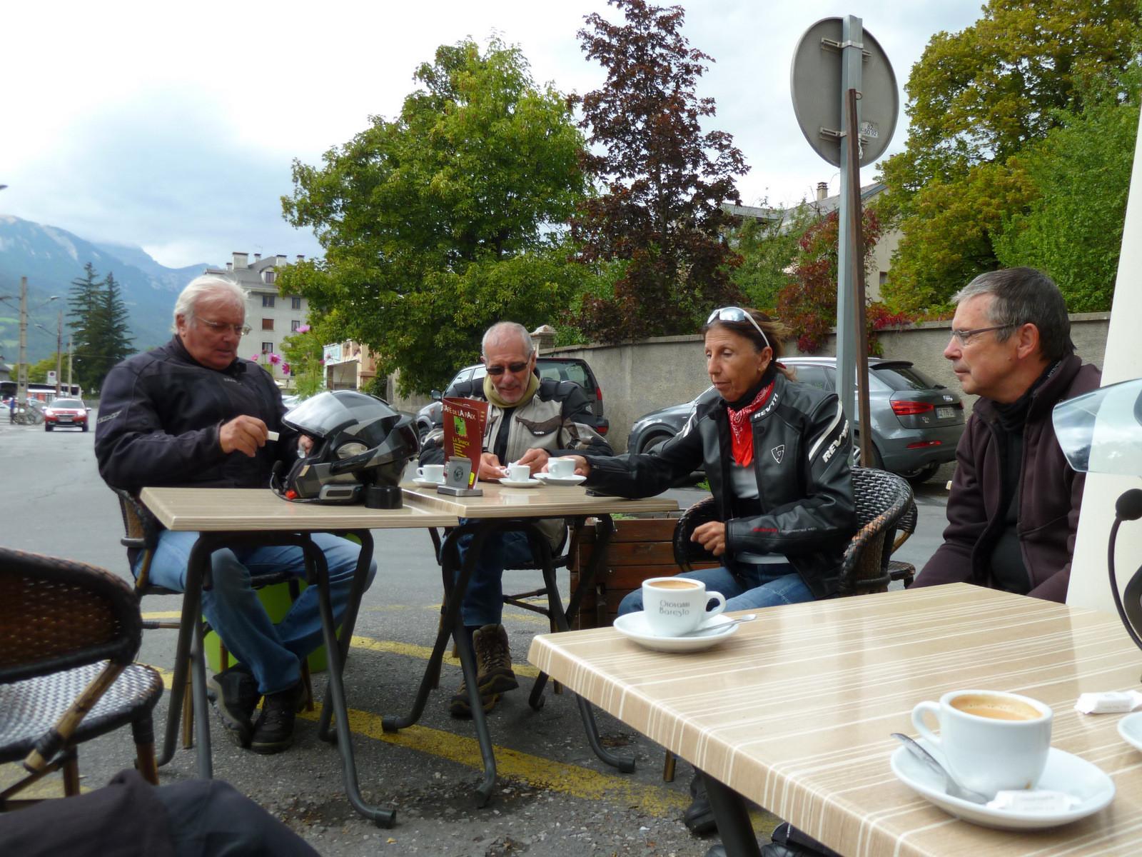 café à Barcelonnette