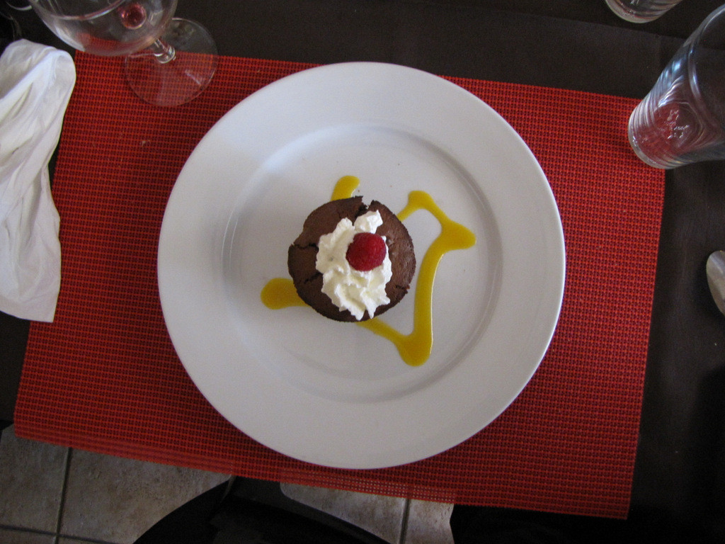 ... ou dessert