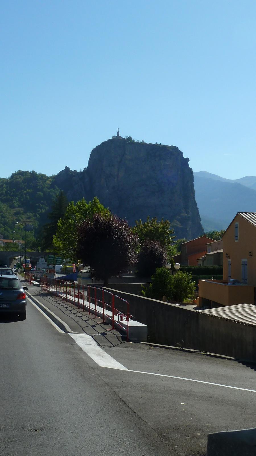 vue sur Notre Dame du Roc