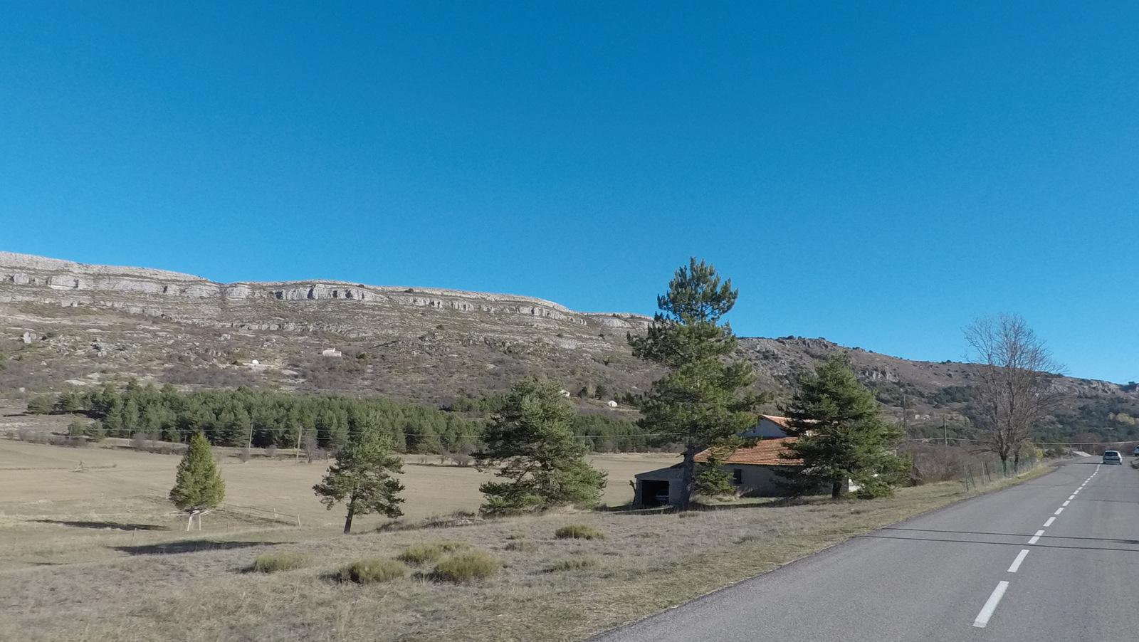 le Plateau de Caussols