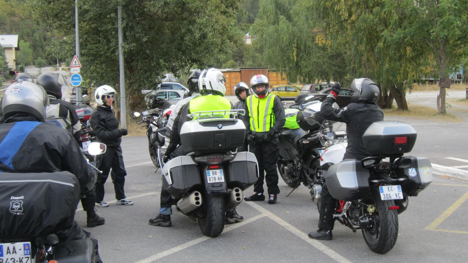 un stop à Ville-Vieille ....