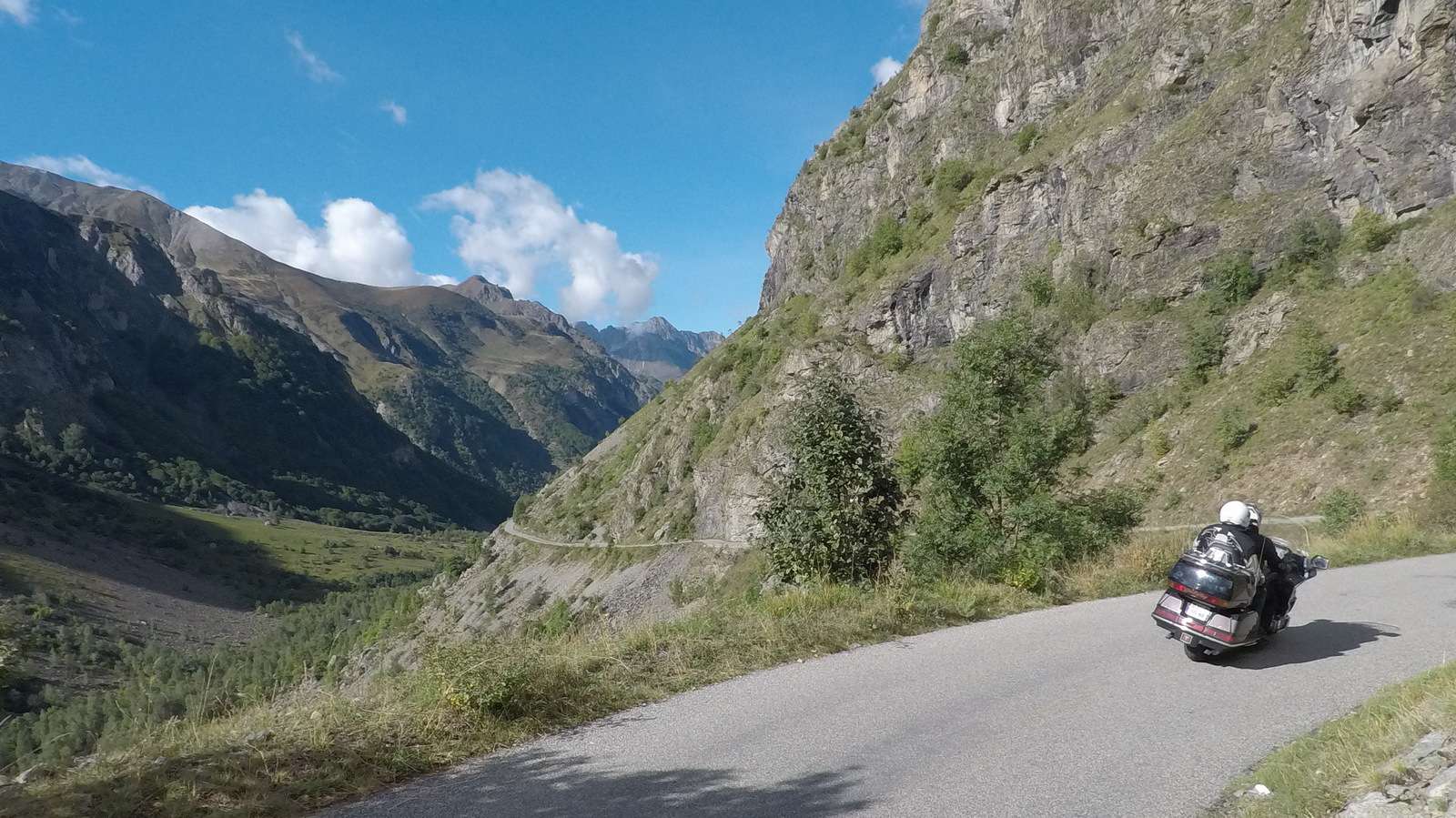 ... la vallée ...