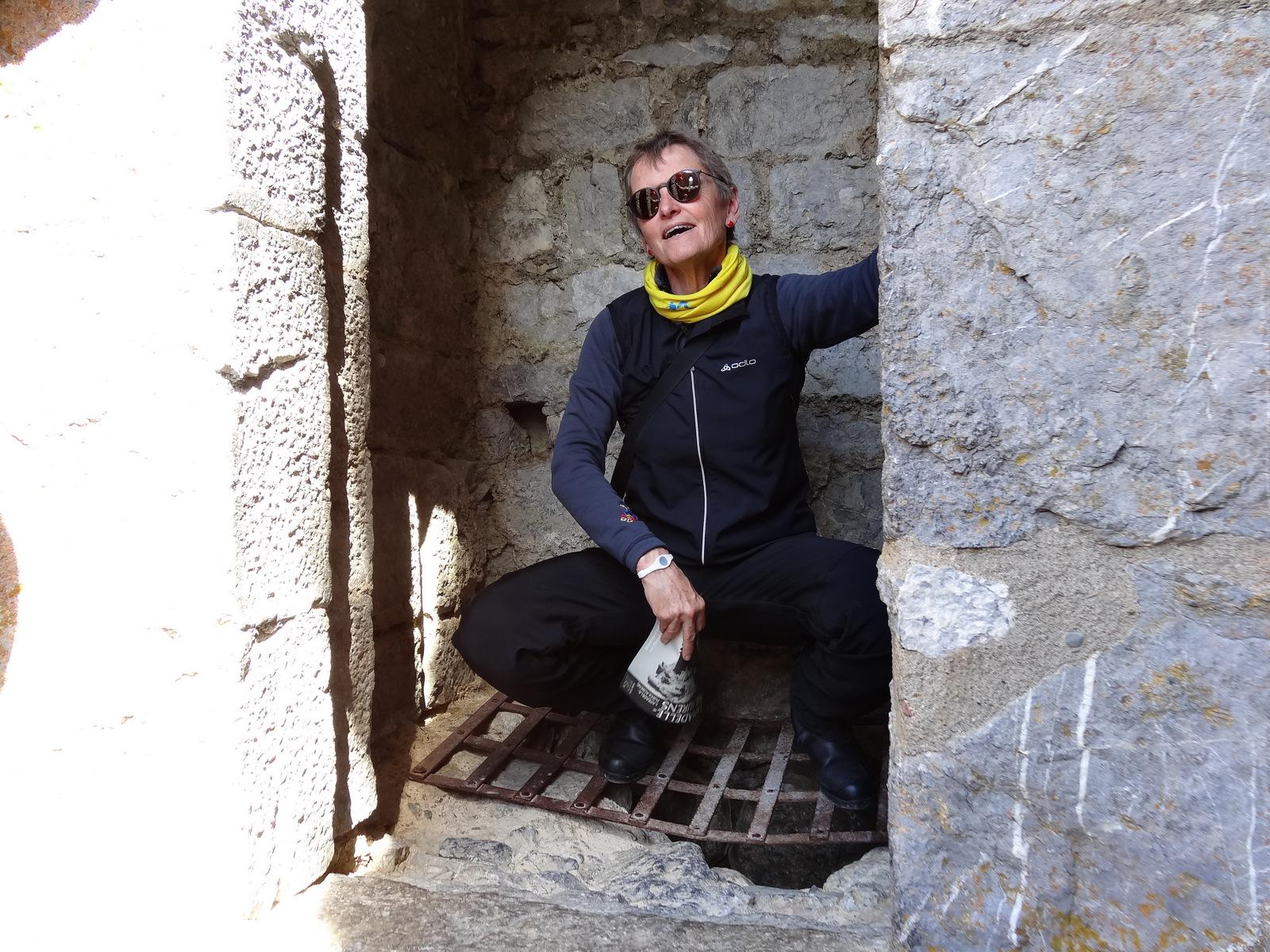 latrines de Dame Blanche !!!