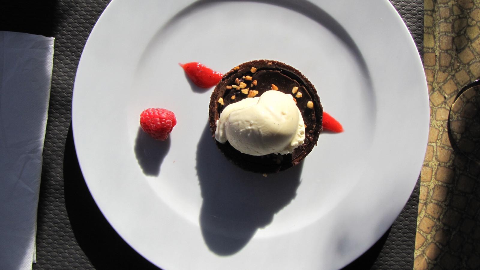 ... et un dessert    ;-))