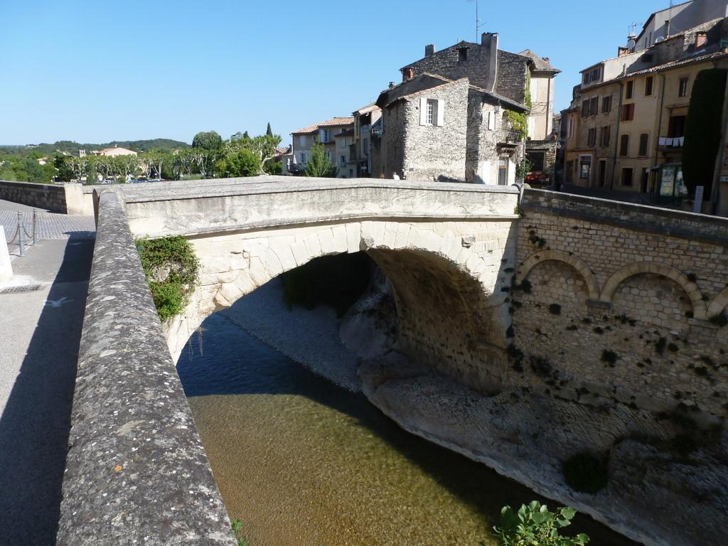 pont Romain sur l'Ouvèze (RG)