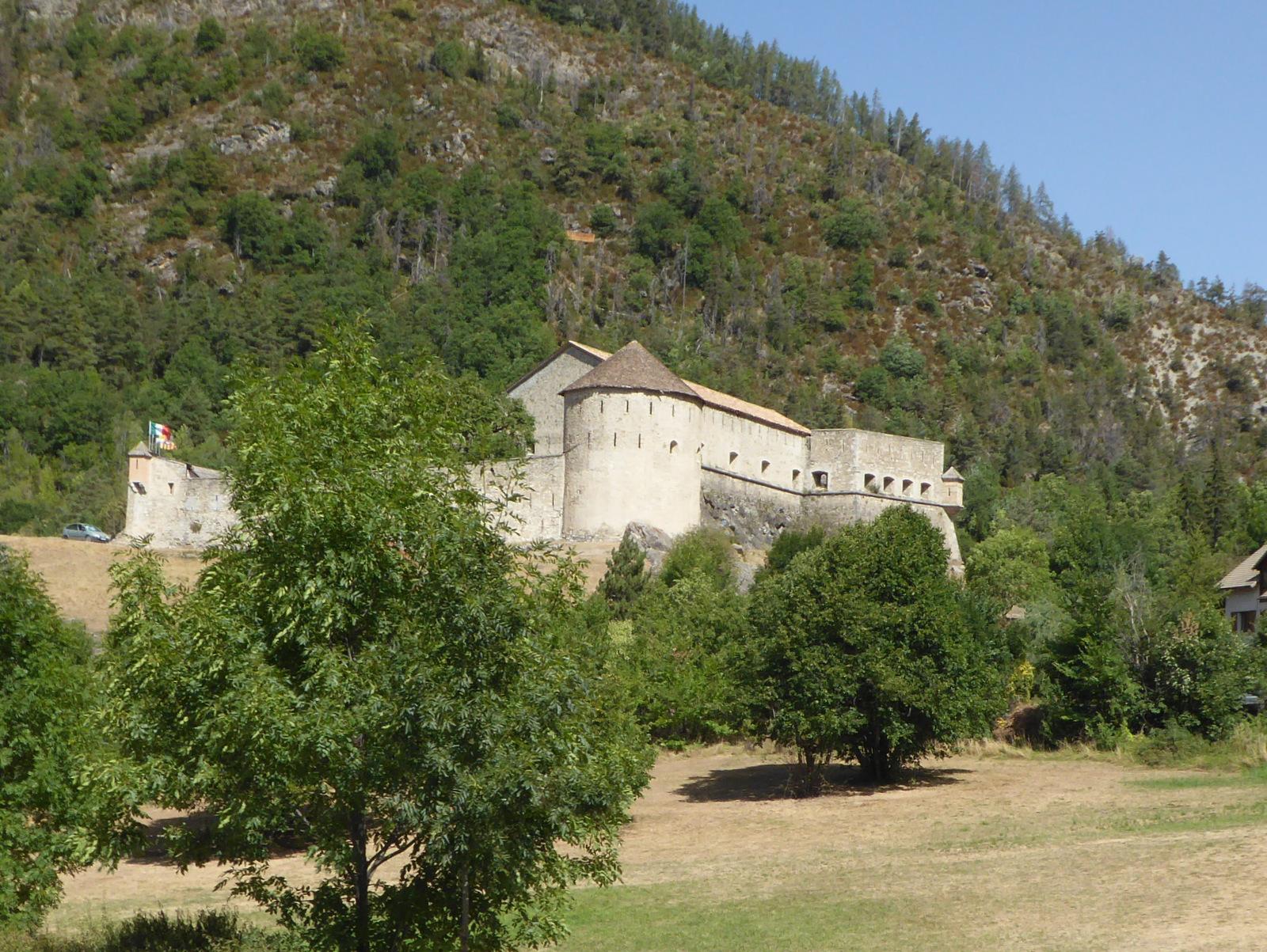 Fort de Savoie ou Fort St Martin