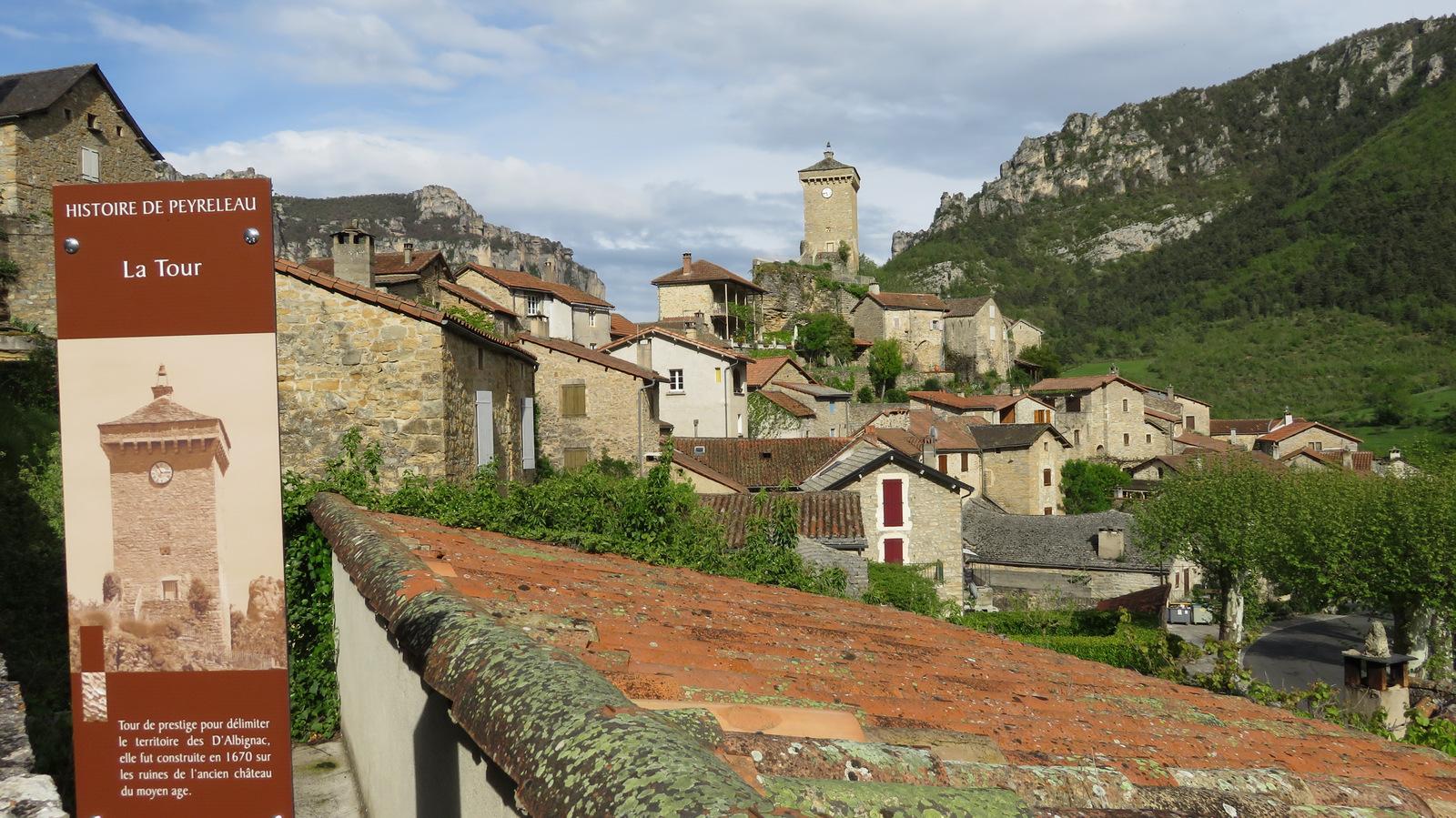 visite de Peyreleau