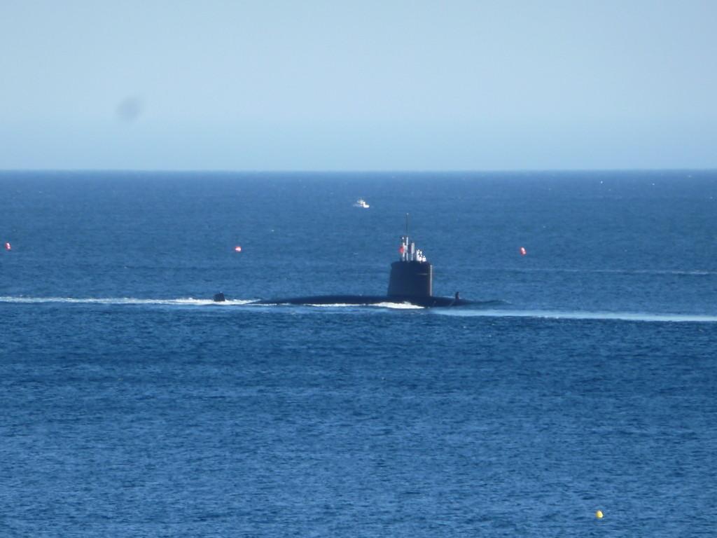 Sous-marin Nucléaire d'Attaque (SNA) Perle