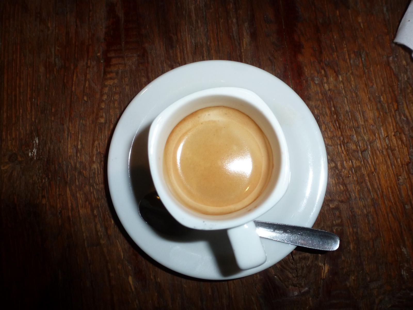 ... et café