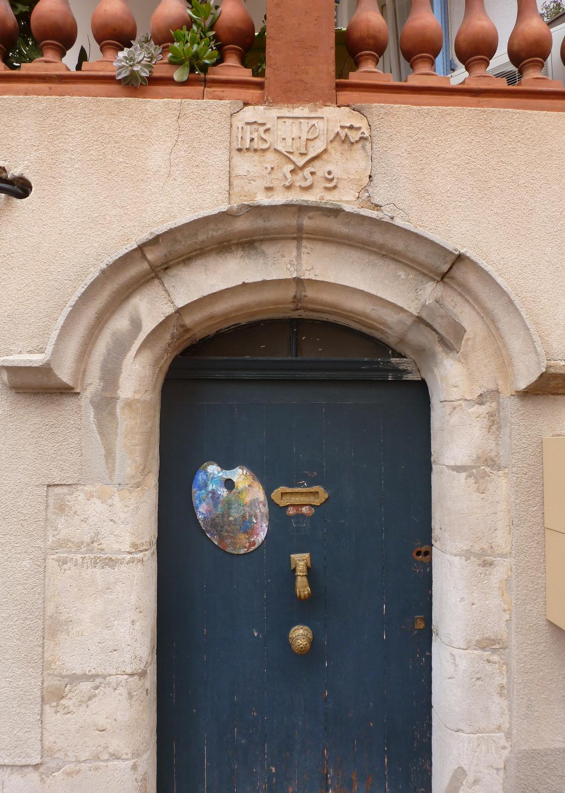 très vieille maison de Signes