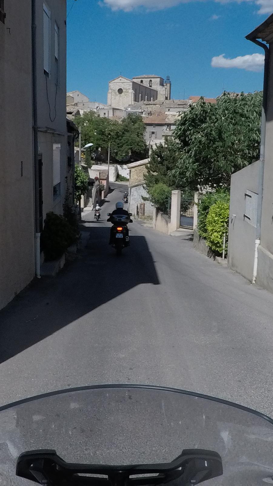 passage à Valensole