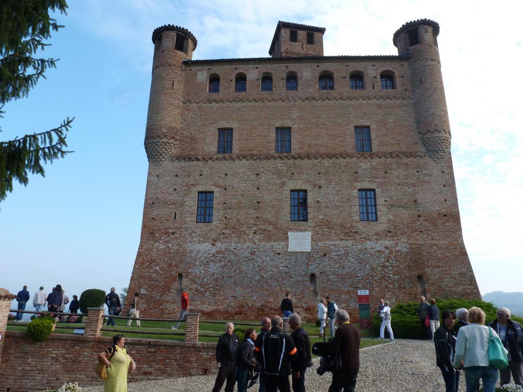 le château de Grinzane Cavour