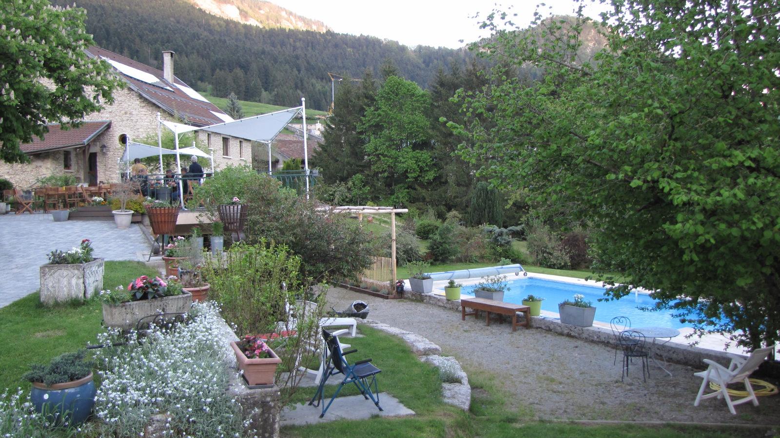 piscine du Marronnier