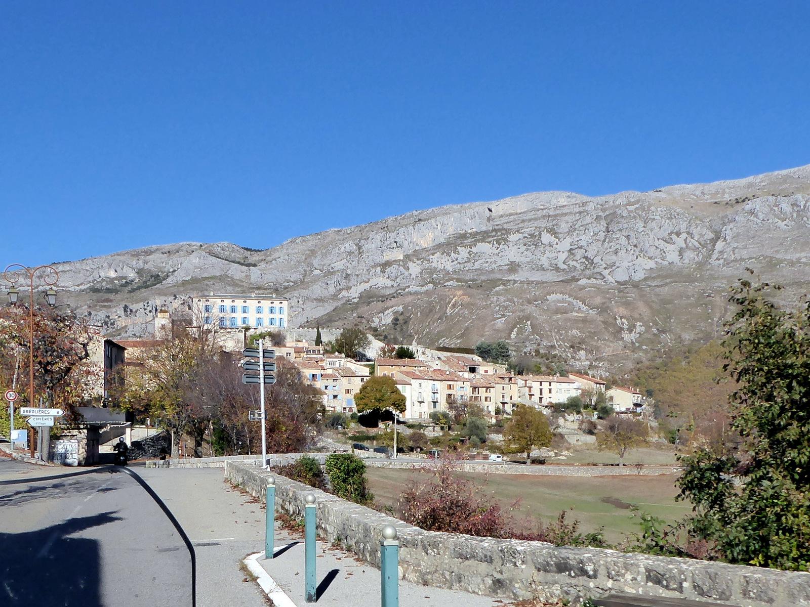passage à Cipières