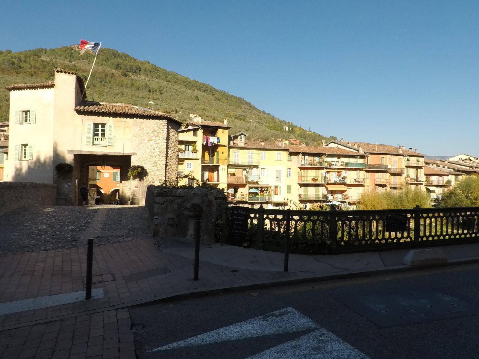 passage à Sospel