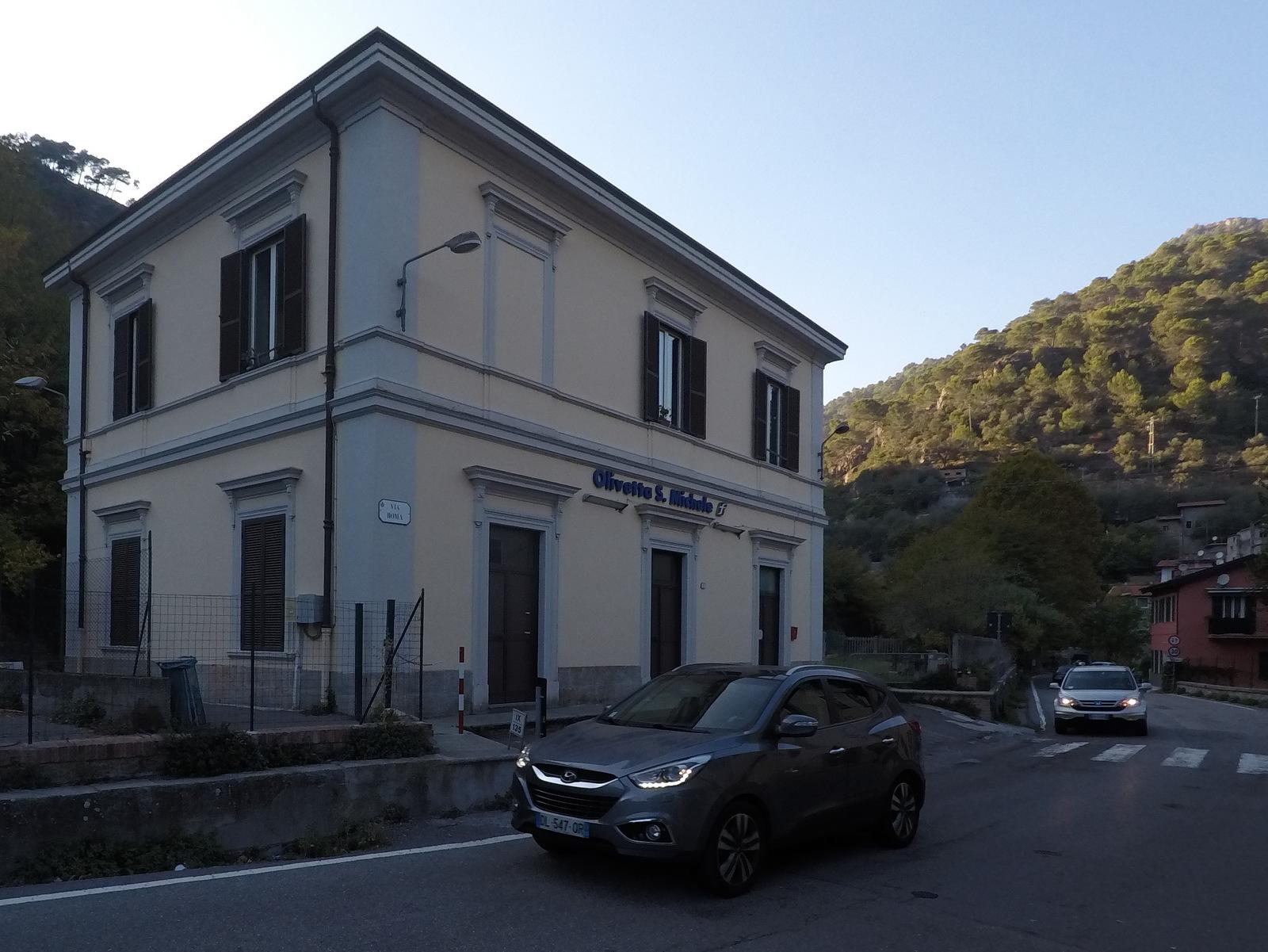 ... à Olivetta San Michele