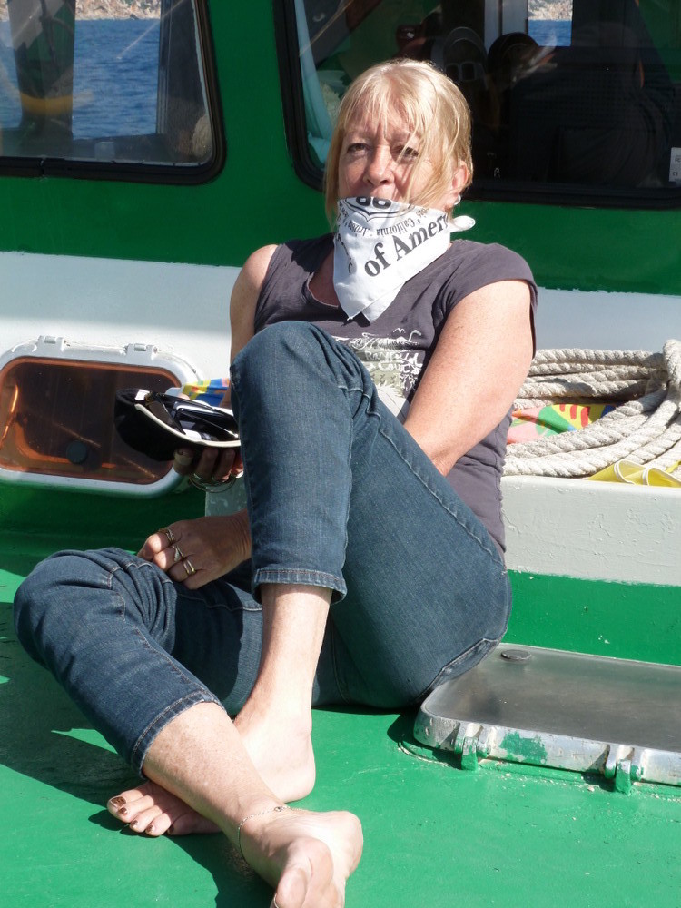journée dans le golfe d'Orosei