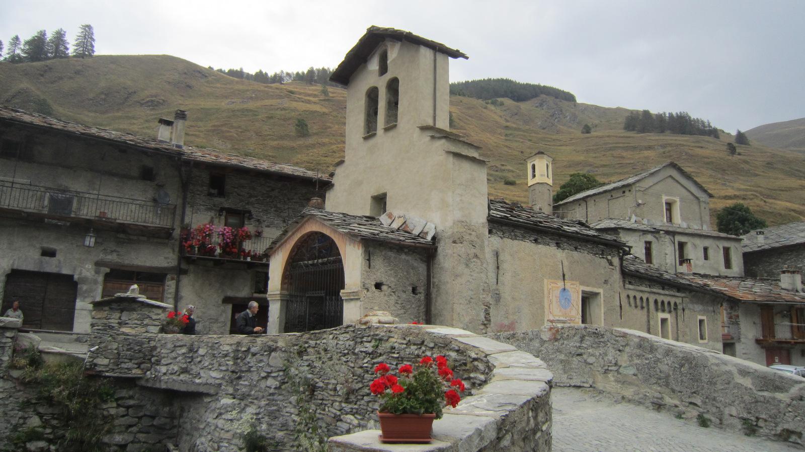 la chapelle St Antoine