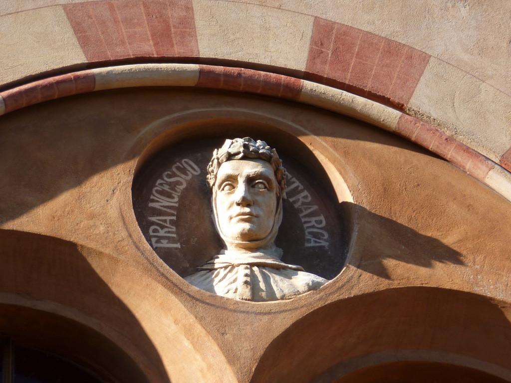 Francesco Petrarca (poète et humaniste Italien)