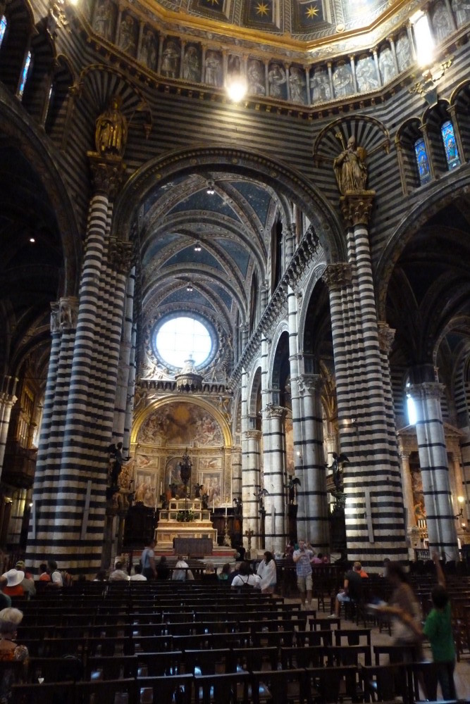 Sienne - le Duomo