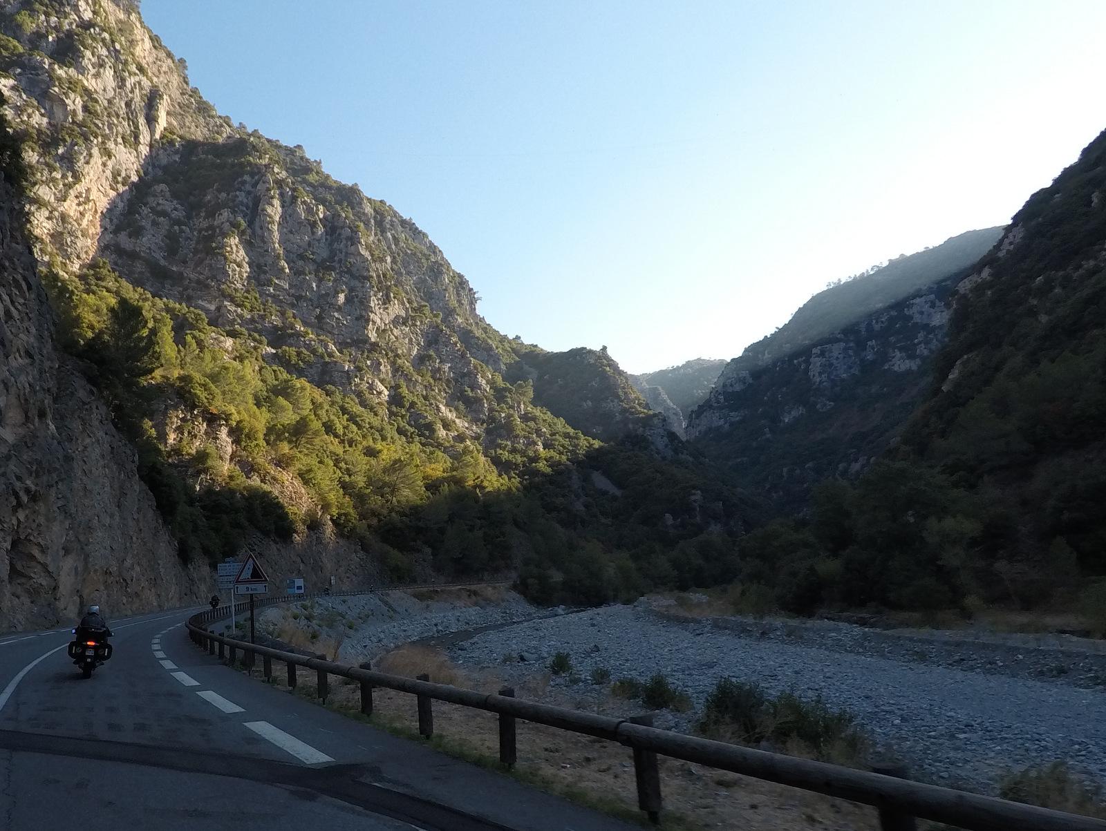 route de la Vésubie