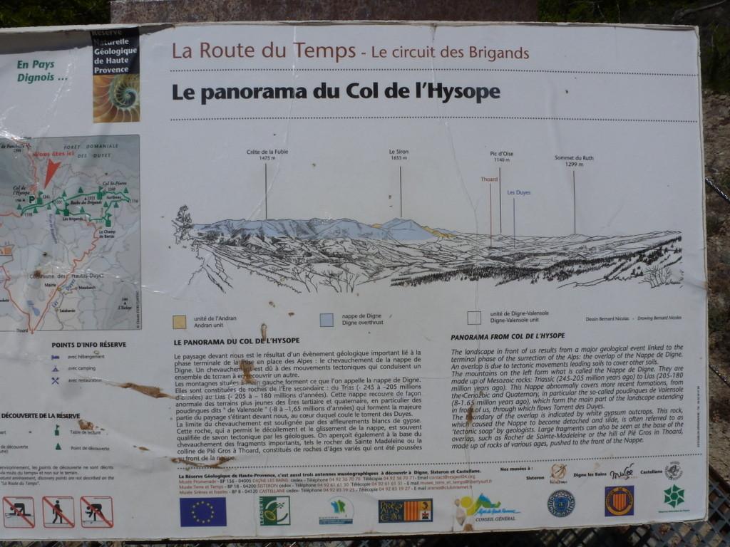 Col de l'Hysope