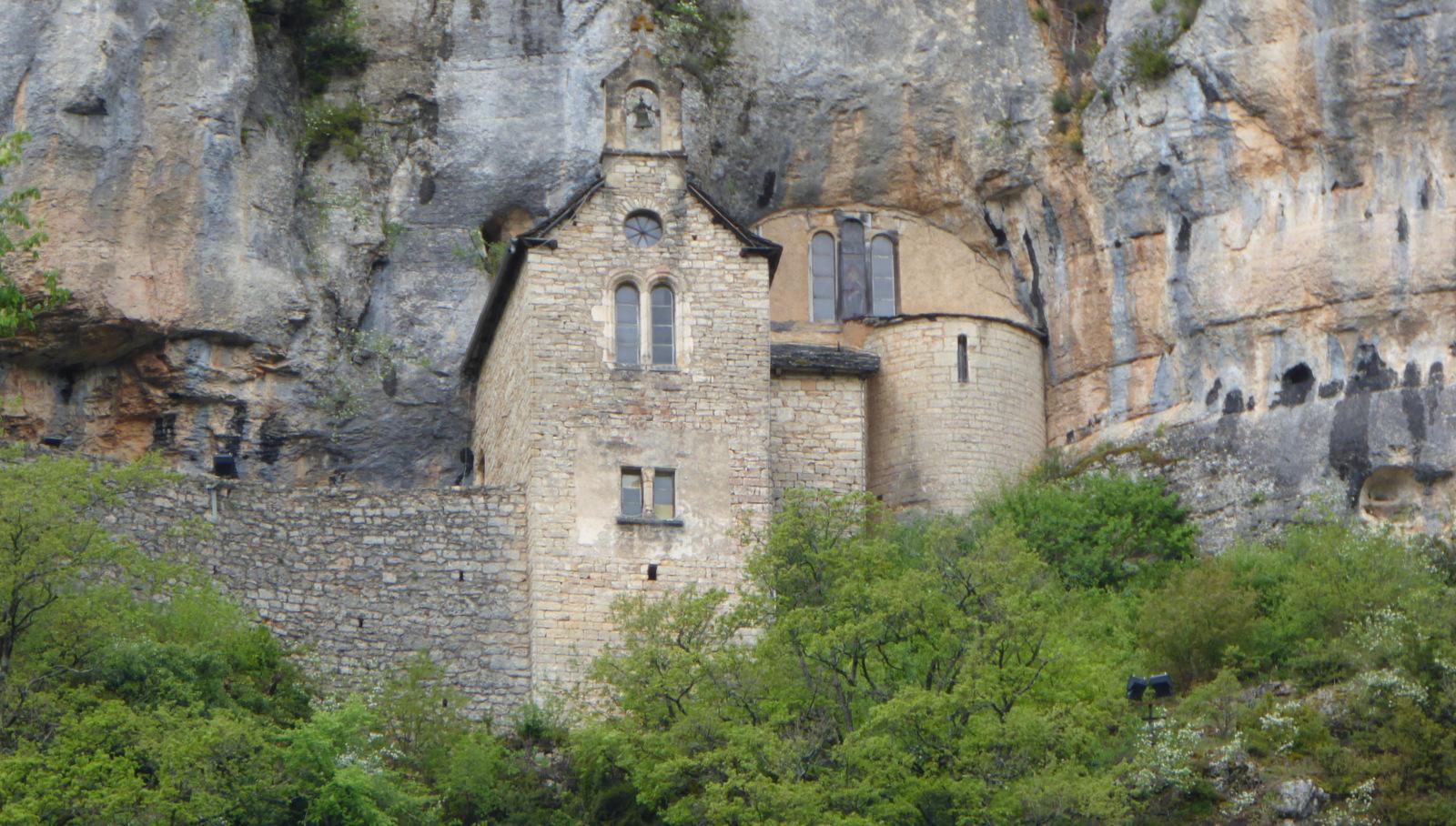 chapelle de Ste Enimie