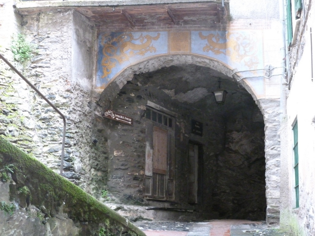 Triora village médiéval