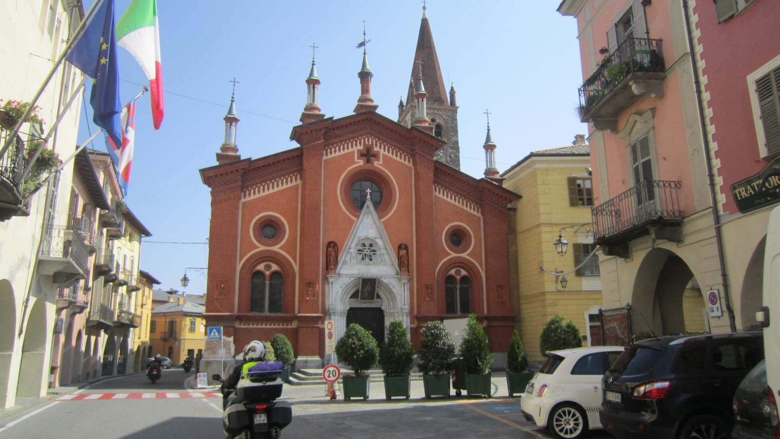 St Andréa e Ponzio à Dronero