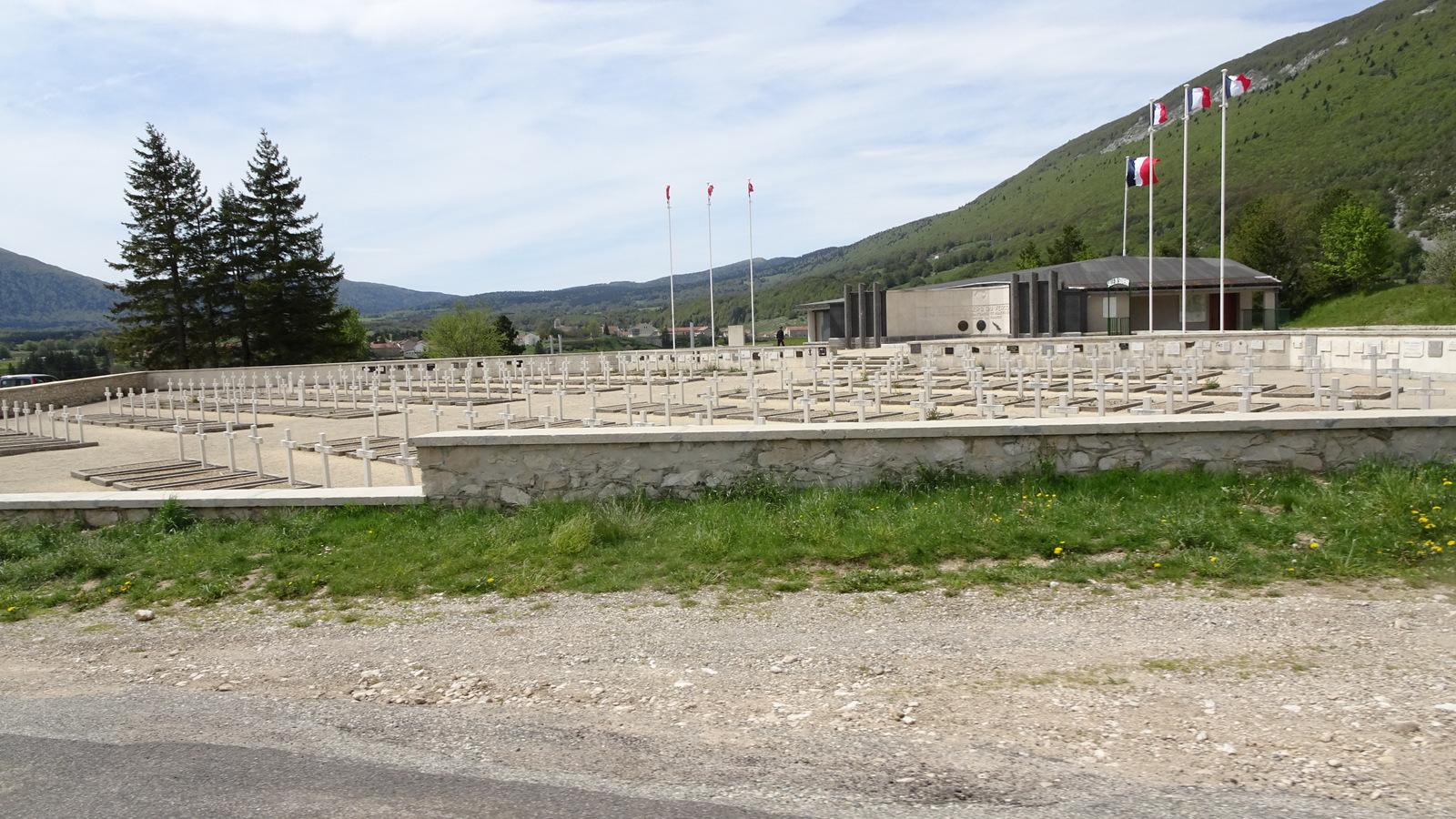Mémorial Nécropole du Vercors