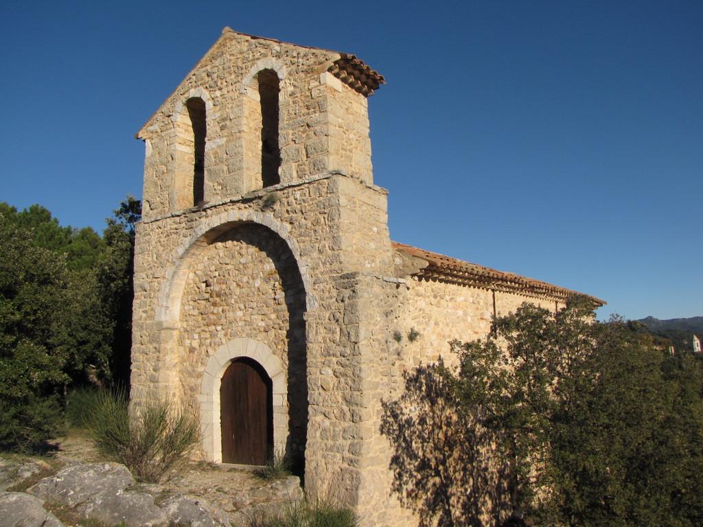 la chapelle de la Roque