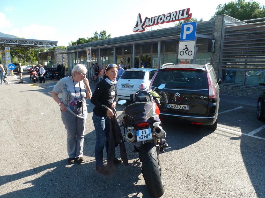 parking moto ???