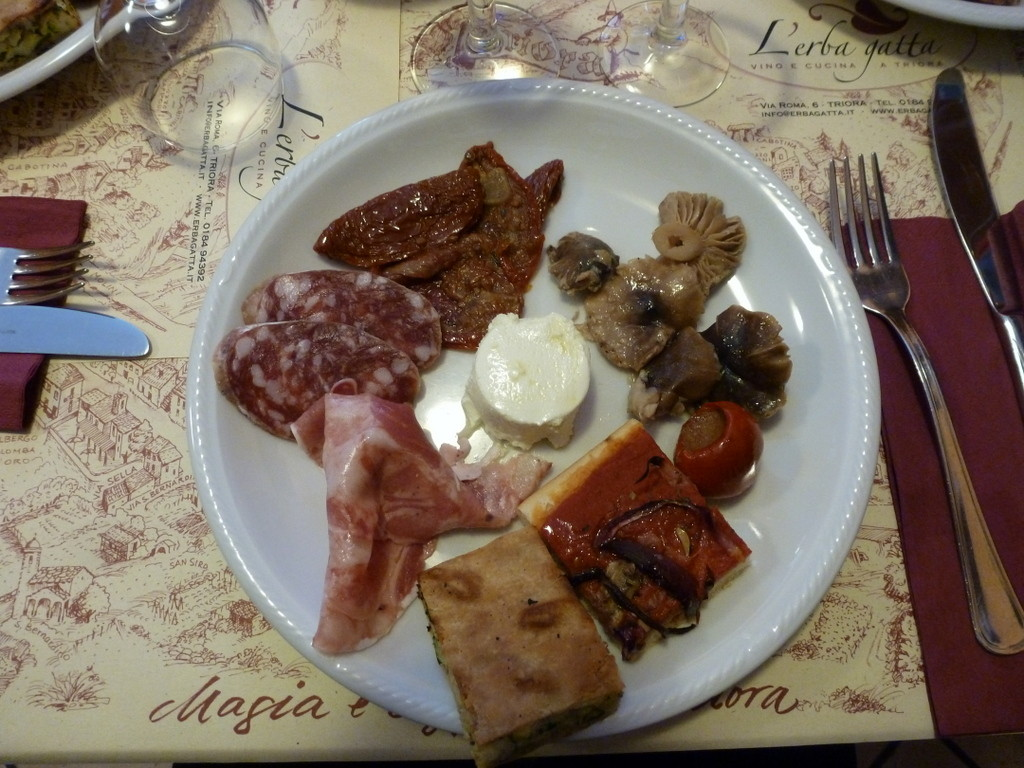antipasti .... (un régal)