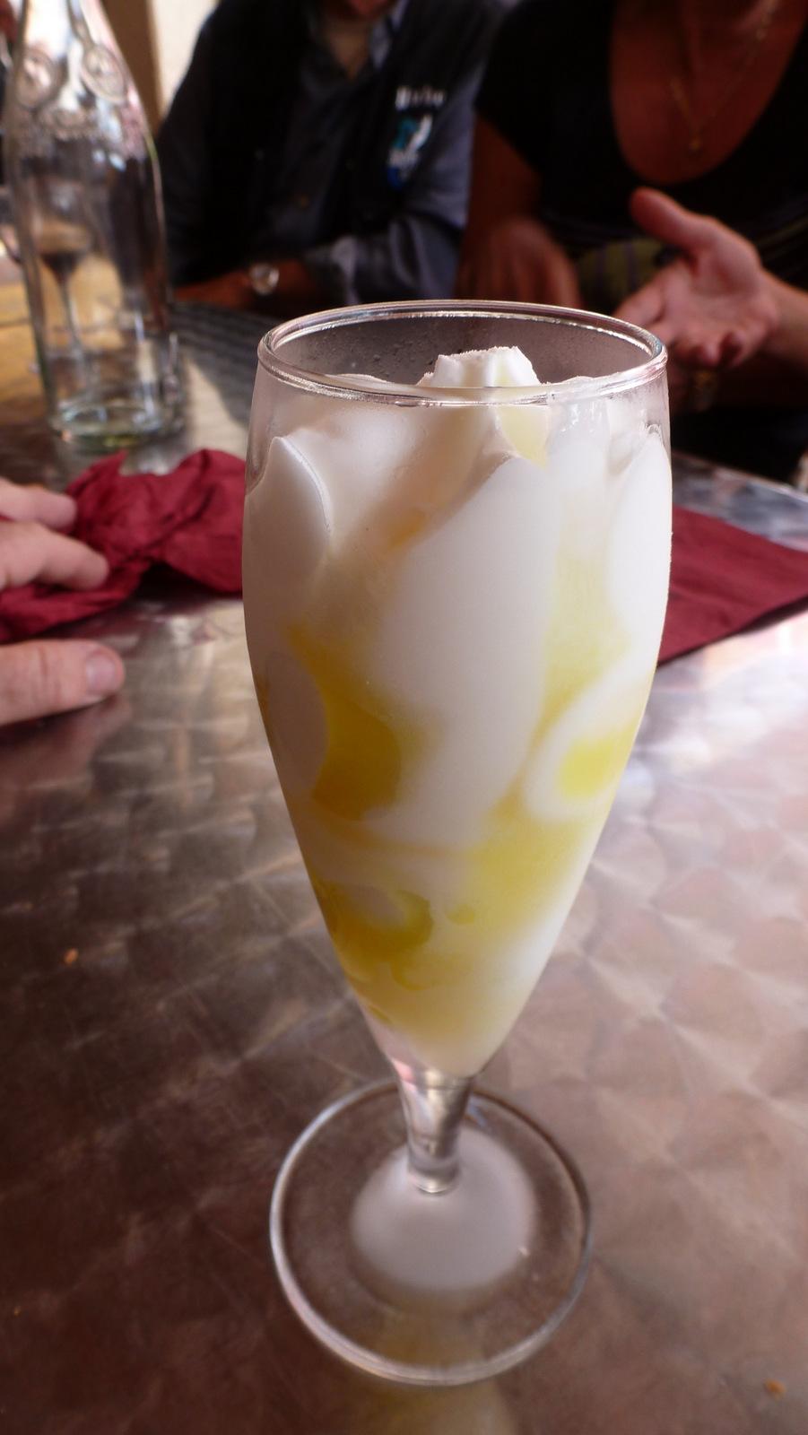 limoncello glacé