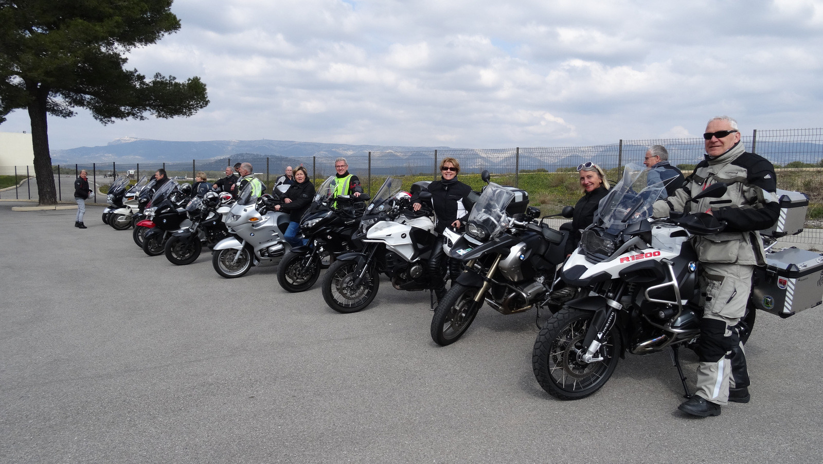 photo des Motards du Var ...