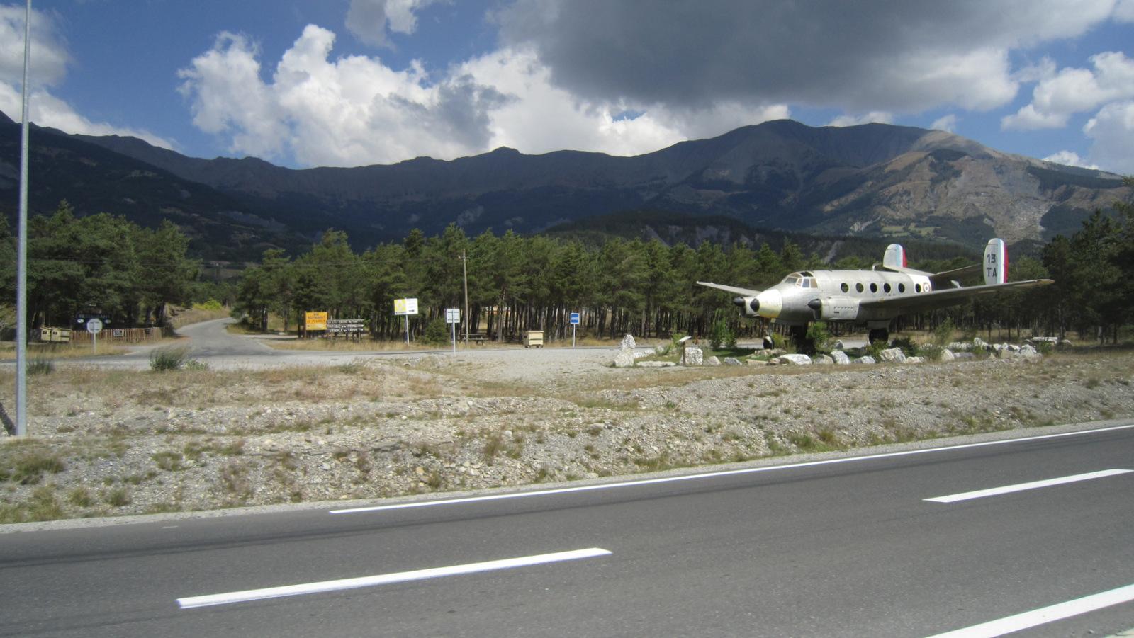 aérodrome de St Pons-Barcelonnette