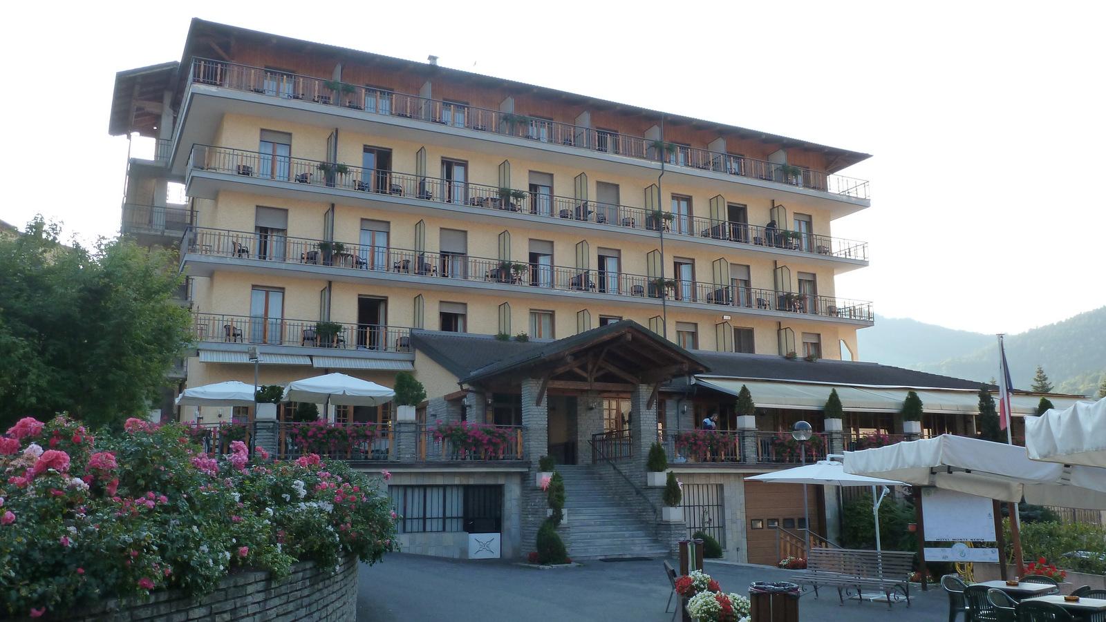 hôtel Monte Nebin