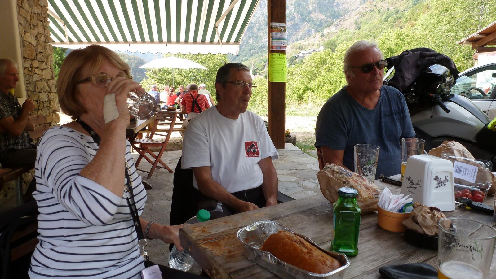 ... et le pain d'épice d'Elisabetta  ;-))