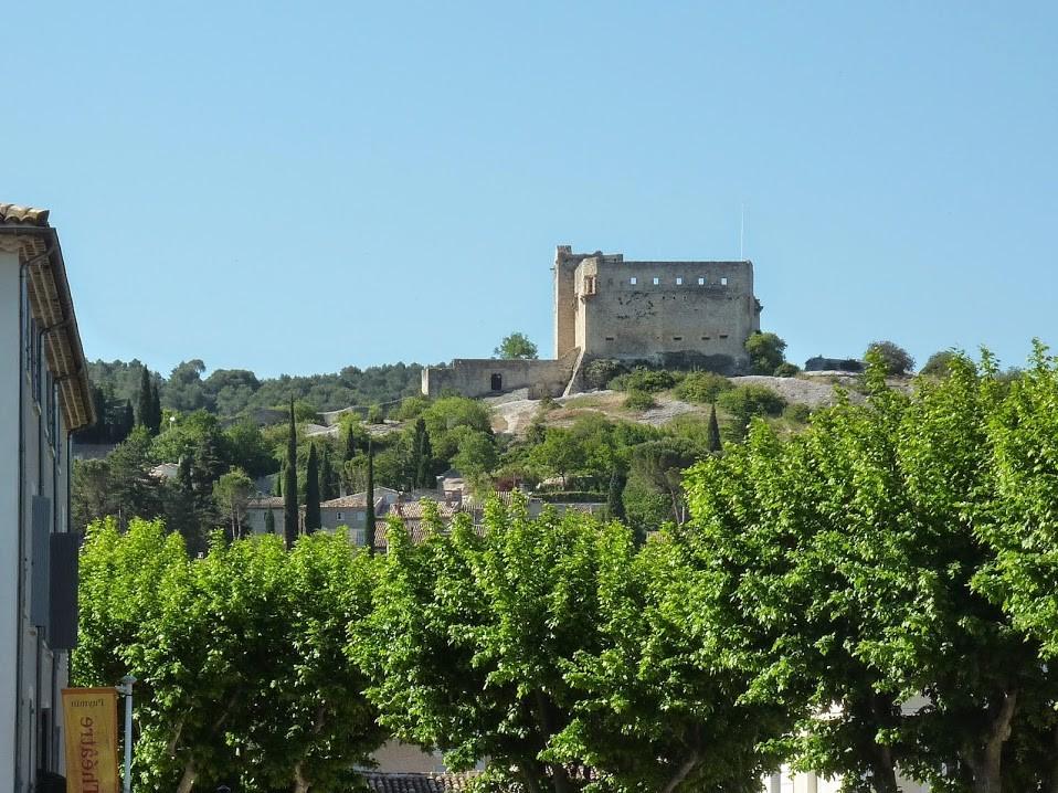 château de Vaison la Romaine