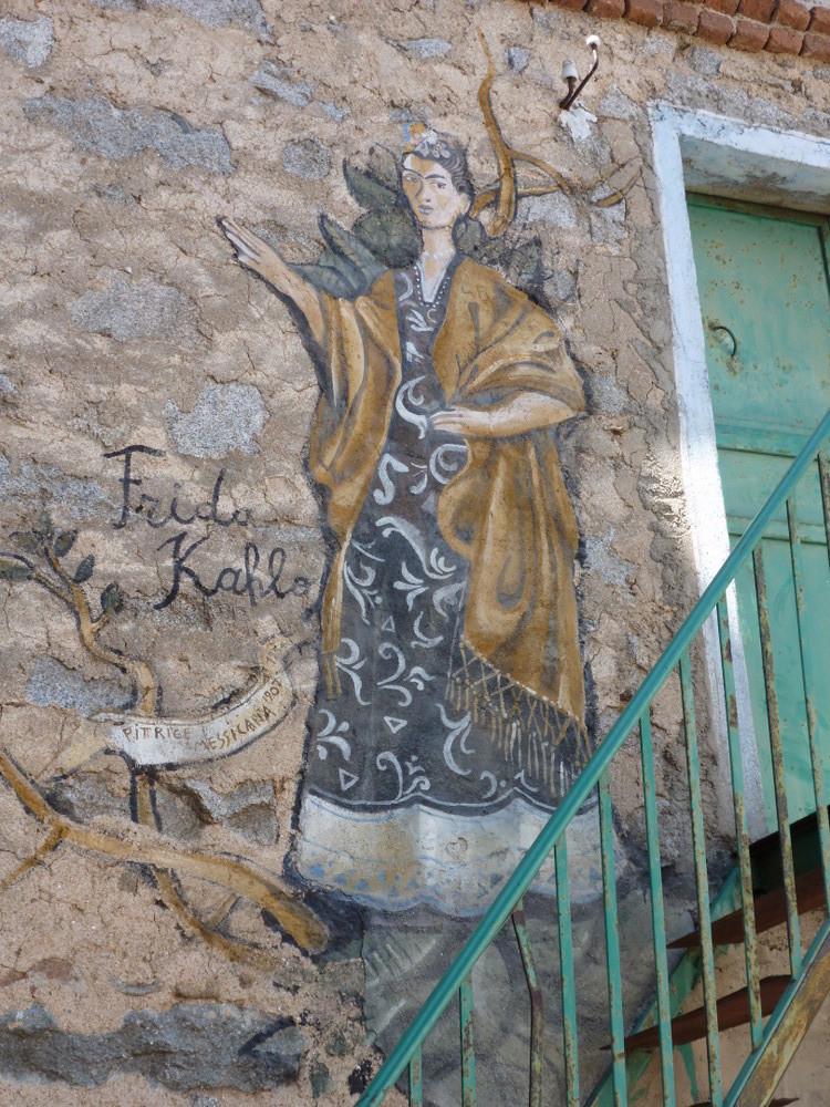 Frida Kahlo : artiste peintre Mexicaine