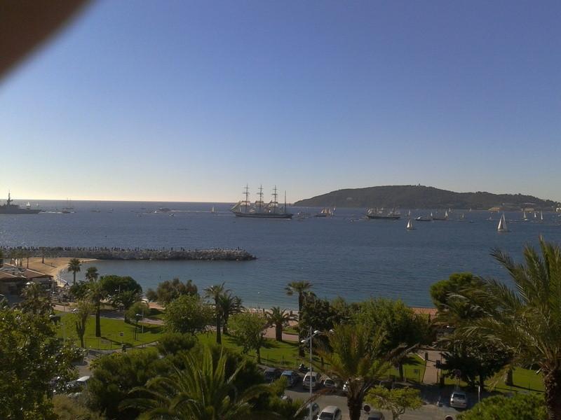 passage de la Tall Ships' Races dans la rade des Vignettes