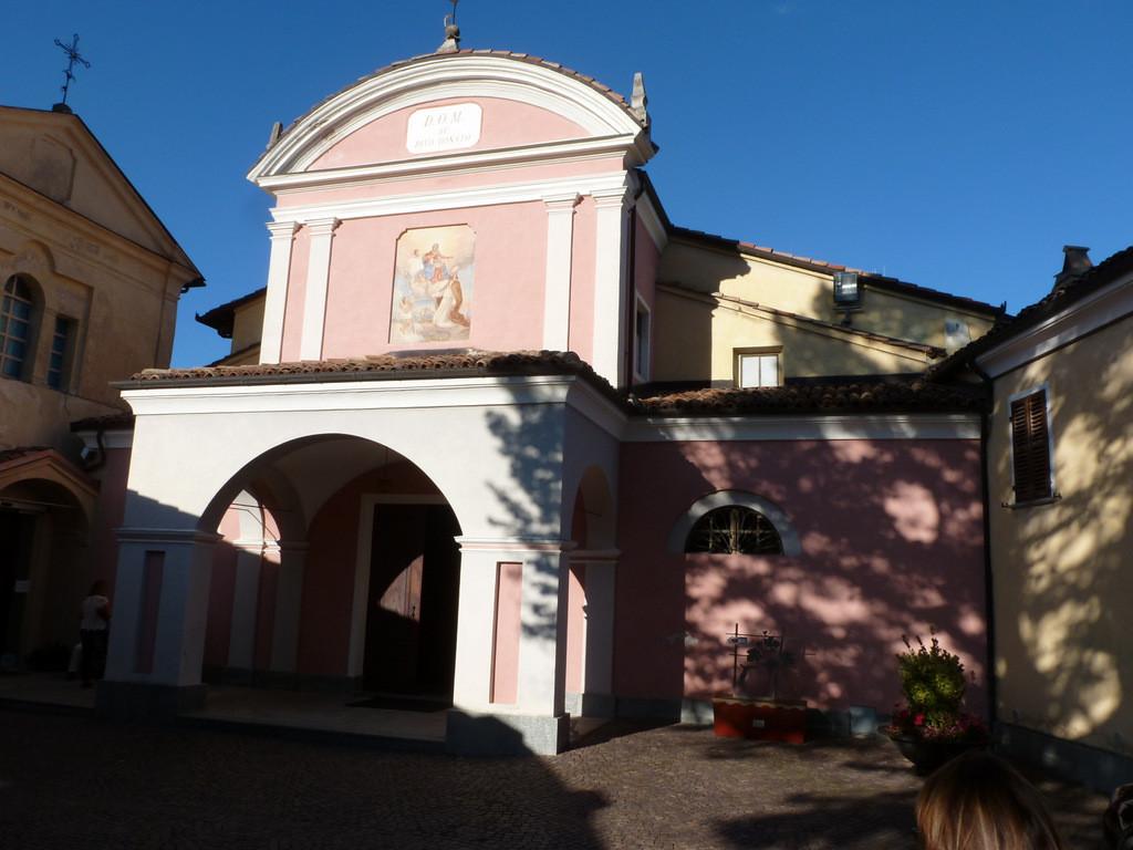 chapelle à Barolo