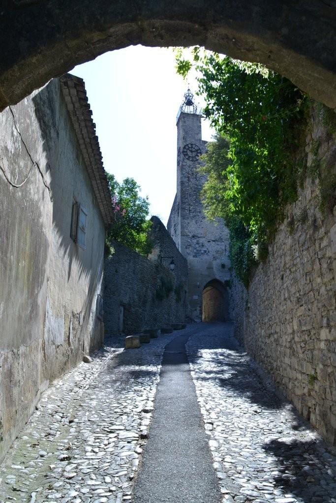 cité médiévale de Vaison la Romaine