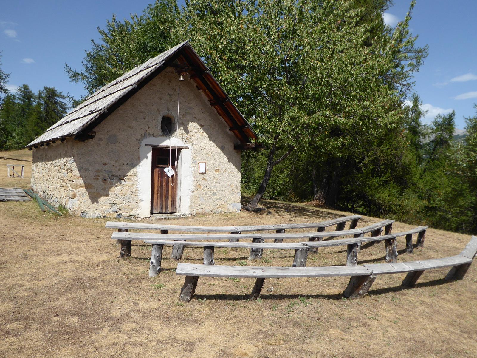 la chapelle St Barnabé