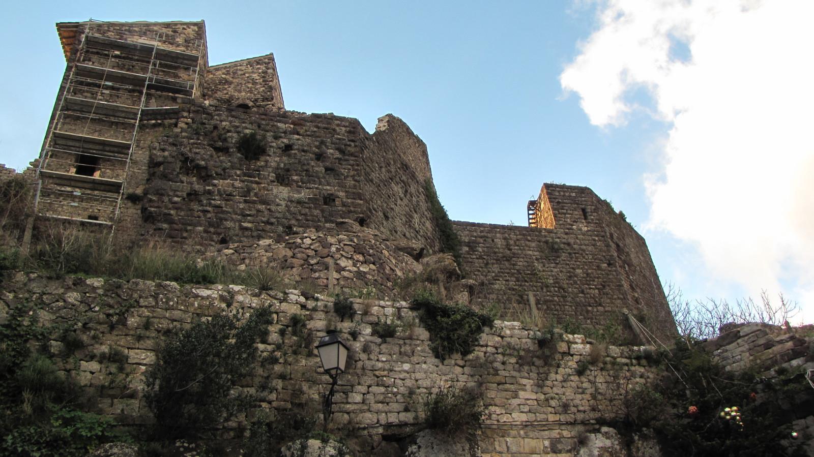 ... le château ...