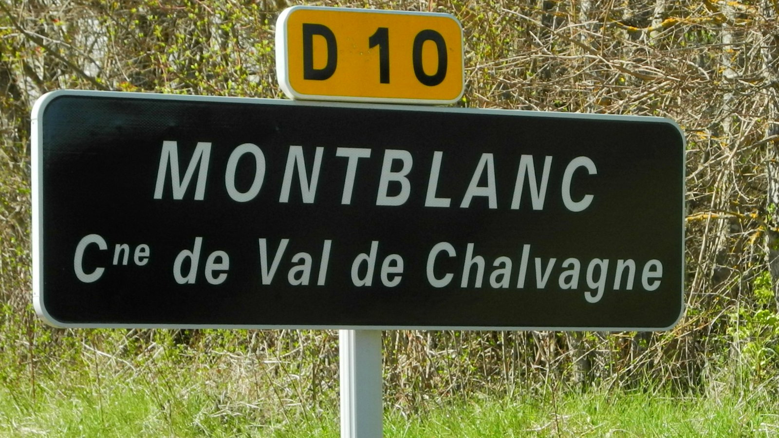 Montblanc ....