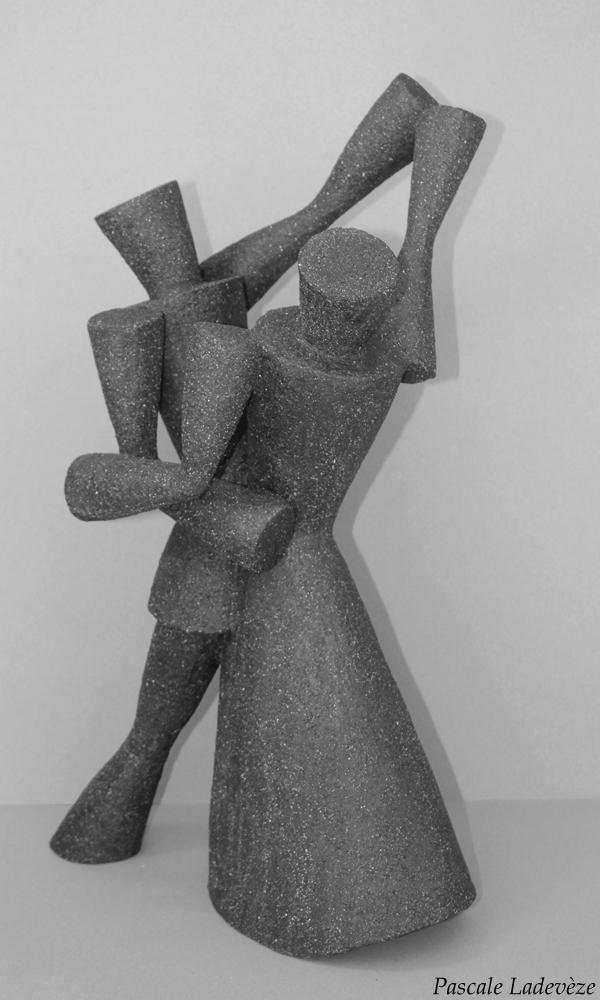 Couple de danseurs 4