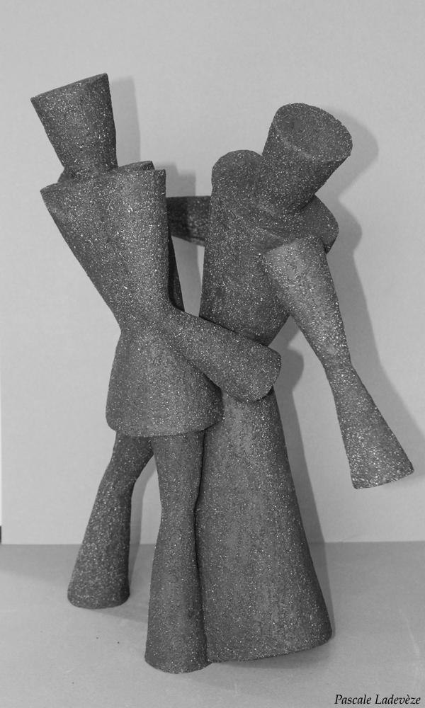 Couple de danseurs 2